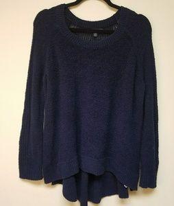 Banana Republic Navy Blue pullover sweater, sz S
